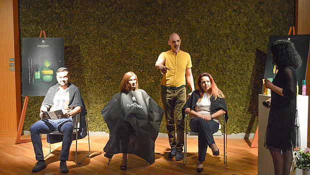 Експертът Диего Перез ни разкри тайната на красивата коса чрез философията на Rene Furterer