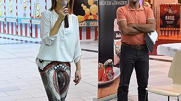 Уикенд на здравословното хранене в The Mall
