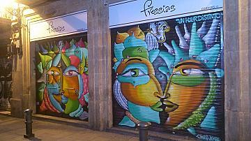 Барселона през погледа на Марияна Добранова