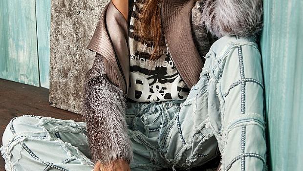 СИСТИН, красивата дъщеря на Силвестър Сталоун ексклузивно пред ELLE България