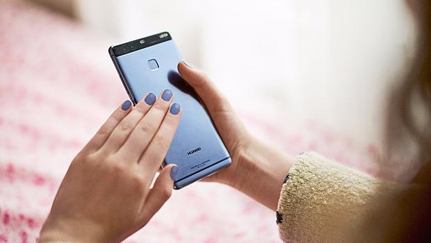 Стилен дизайн в синьо – Huawei P9 изненадва с нова визия