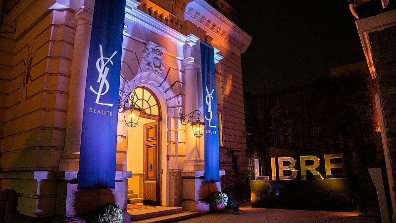 YSL завладя Френското посолство в София