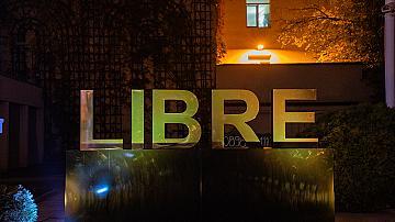 Представяне на LIBRE на YSL