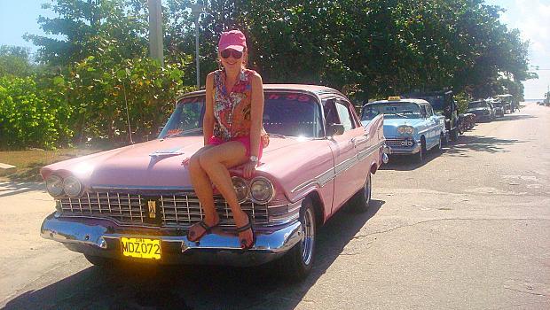 Стела Стойкова: МОЕТО МЯСТО е Куба!