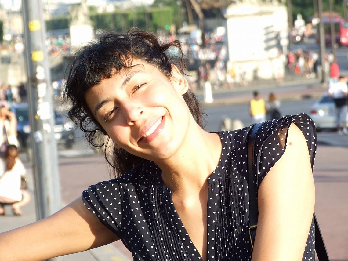 Синтия Гарибей