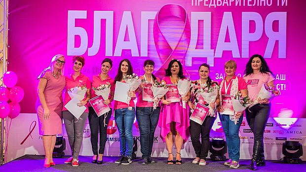 """Любими звезди на България благодариха за подкрeпата към """"От любов към живота"""""""