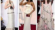 Червеният килим на Оскарите промени цвета си в екрю!