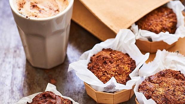 Мъфини с кафе по рецепта на Ренс Крус
