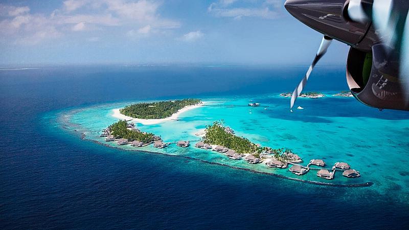 Най-добрите места за меден месец според редакторите на ELLE по света