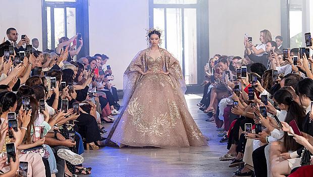 Източни принцеси в колекцията ELIE SAAB HAUTE COUTURE есен-зима 2019