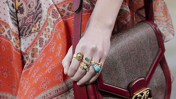 Най-бляскавите пръстени от летните колекции на световните дизайнери