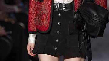 40 стилни поли от модния подиум: Само си изберете!