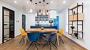 Най-актуалните тенденции в интериорния дизайн на кухни