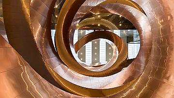 Архитектурен шедьовър в Копенхаген