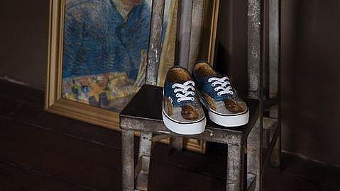 Общата колекция на Музея на Ван Гог и VANS