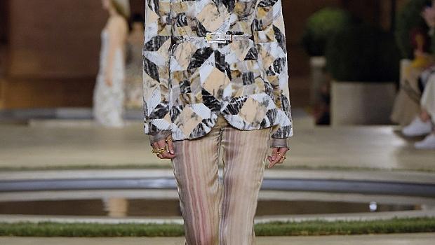 FENDI Couture есен зима 2019 г.