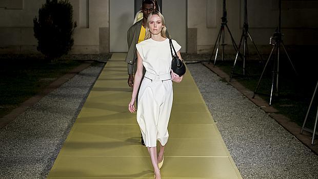 Всичко от Salvatore Ferragamo през Седмицата на модата в Милано