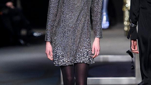 Металически отблясъци от модния подиум за есен-зима 2018/2019