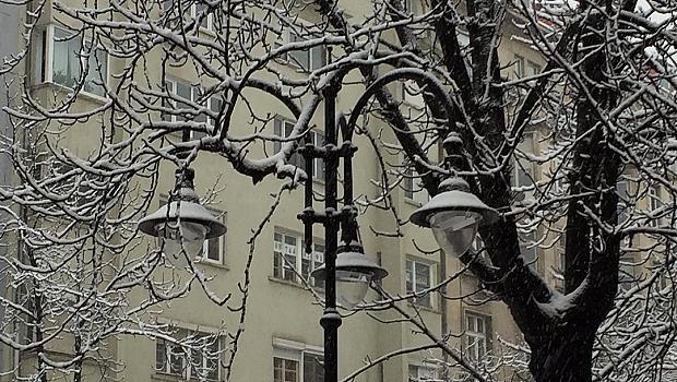 Насладихме се на снежна събота в София
