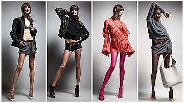 Tom Ford с провокативна дамска колекция, отразяваща новите дрес кодове