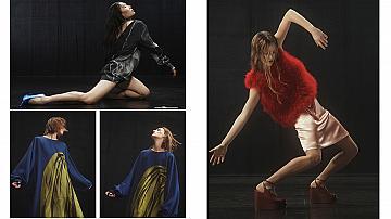 Dries Van Noten представи колекцията си с чувствен и драматичен танц