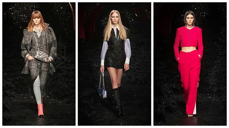 Chanel организира модното си ревю в парижки нощен клуб