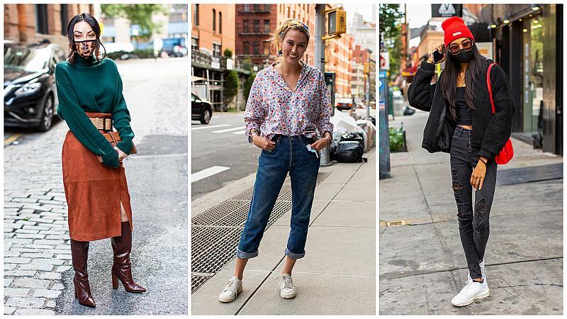 25 street style решения от Ню Йорк за вдъхновение