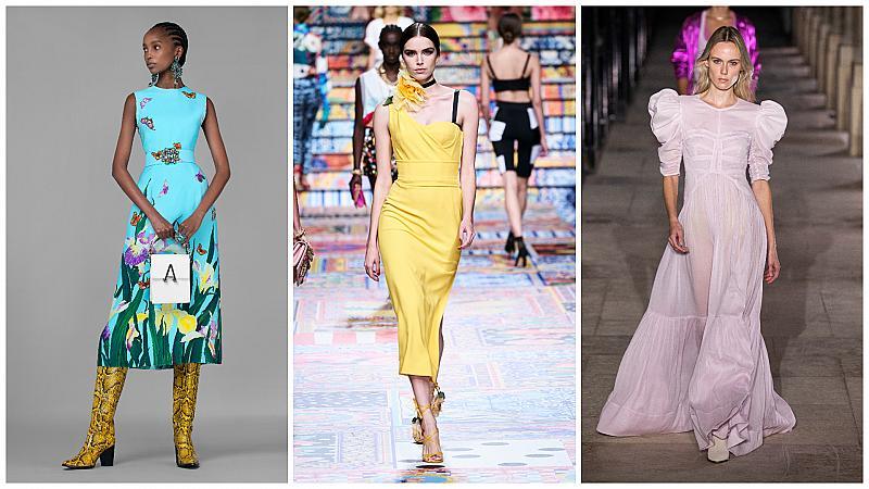 30 ефектни дизайнерски рокли, подходящи за лятото