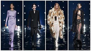 Новите визии на Givenchy са създадени с научнофантастичен замисъл