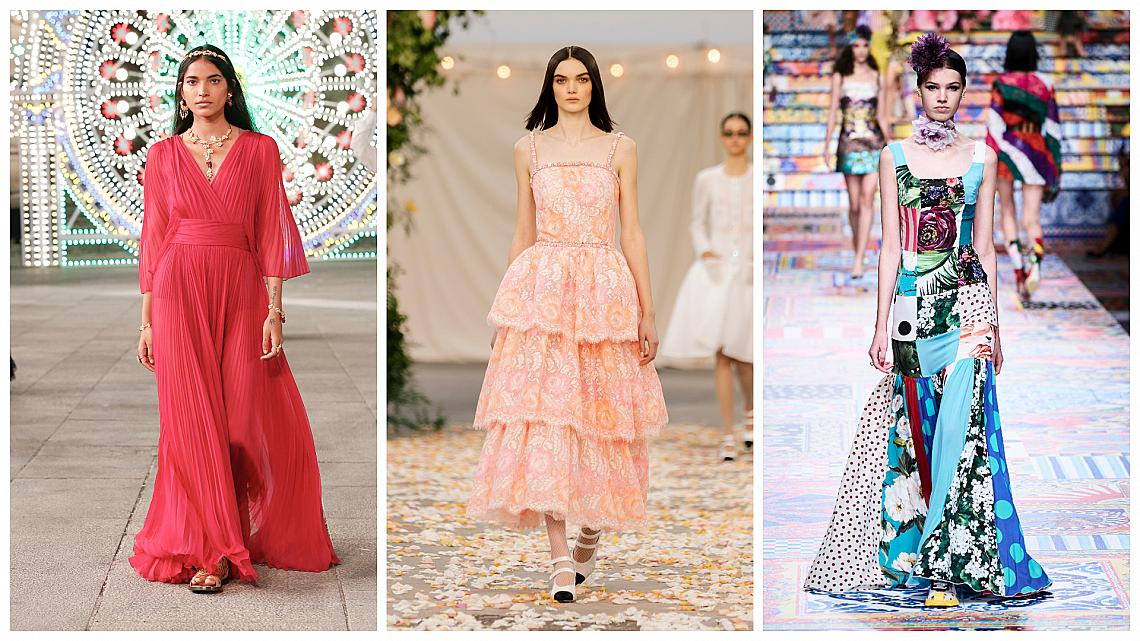 30 женствени рокли, с които ще се почувствате като принцеса