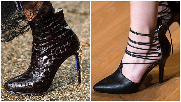 Доверяваме се на класиката: Черните обувки, в които се влюбваме всеки сезон