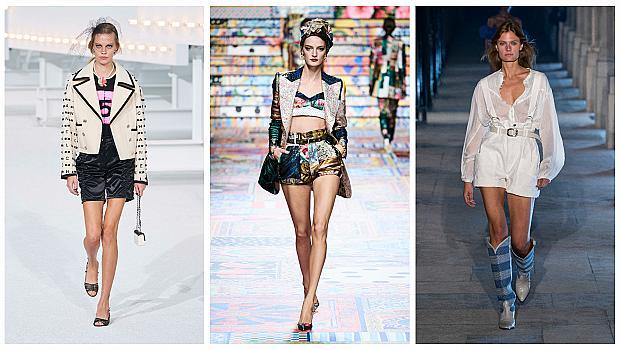 Мини дължини: Панталоните, които ще предизвикат летните температури