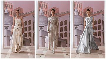 Fendi: Красив поглед към античността