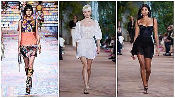 Изпращаме август с 30 любими дизайнерски летни рокли