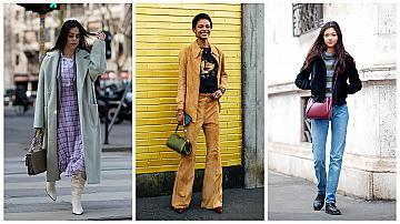 Есенен street style: 40 вдъхновяващи визии от Милано