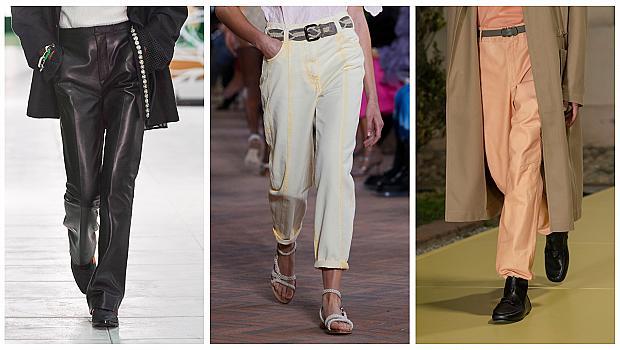 Поглед от близо: Как да носим любимия си прав панталон?