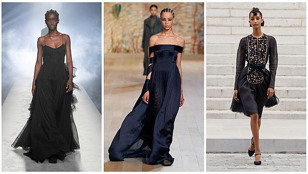 39 причини да се влюбим в черната рокля