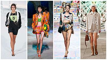 Горещ тренд за лято 2021: Сако + къси панталони