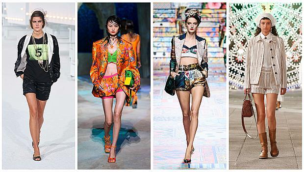 Лятна мода 2021: Шортите се превърнаха в най-удобната модна придобивка