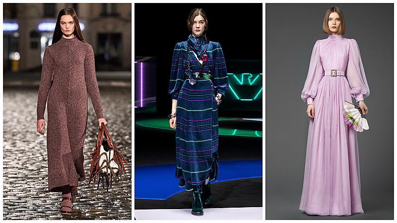 23 есенни рокли, с които няма да ни е студено