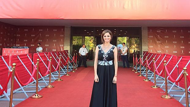 Нина Николина изправи публиката в Одеса на крака
