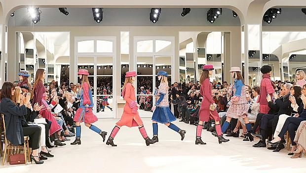 Ревюто на Chanel в Париж