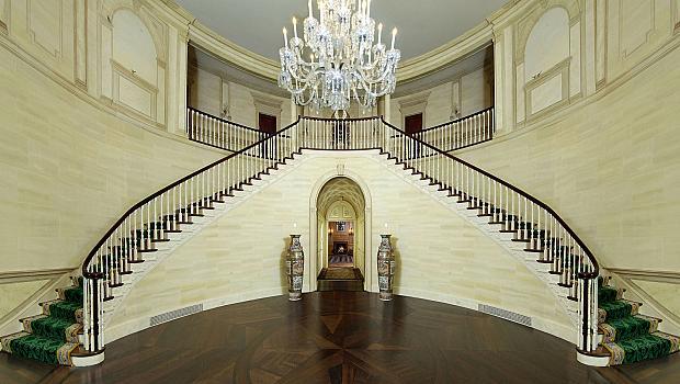 Първото имение на Доналд Тръмп
