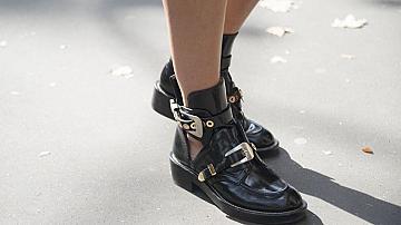 Емблематични дизайнерски обувки