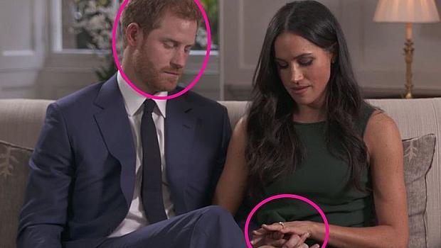 Експерти по езика на тялото анализират първото интервю на принц Хари и Меган Маркъл