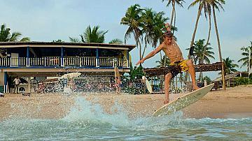 """Концепцията """"Плажът"""" в Шри Ланка"""
