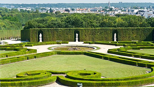 Най-разкошните паркове и градини