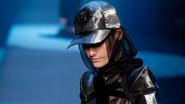 61 шапки с козирка от модния подиум