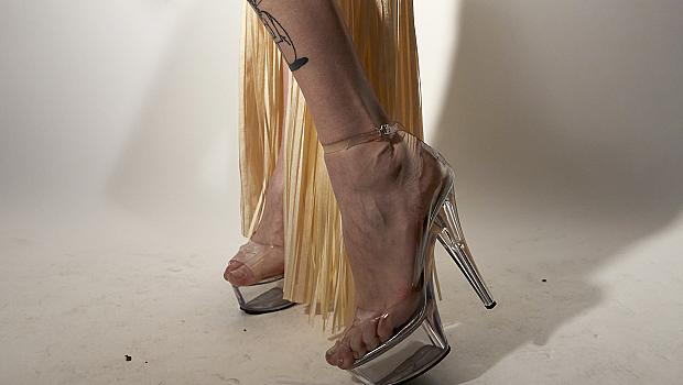 Обувки като на Пепеляшка: 20 модела от подиума