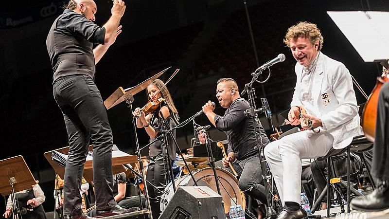 Горан Брегович води най-добрите си музиканти в Пловдив